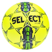 Football ball Select FB X-Turf yellow green, Select
