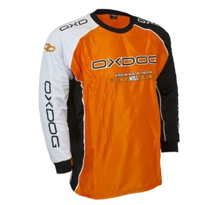 Goalie vest OXDOG TOUR GOALIE VEST ORANGE, Oxdog