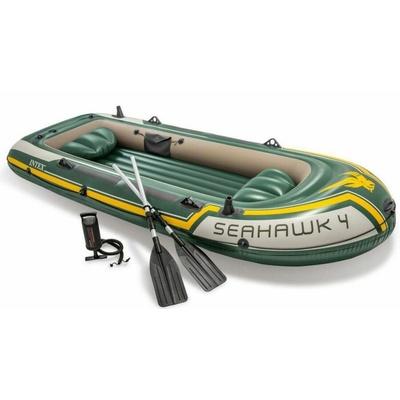 Boat Intex SEAHAWK 4 SET 68351, Intex