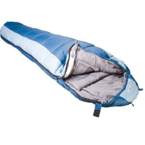 Sleeping bag Rock Empire Cyklotour dark blue / blue Long, Rock Empire