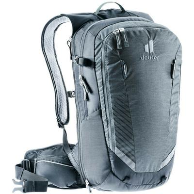 Women's cycling backpack Deuter Compact EXP 12 black / graphite, Deuter