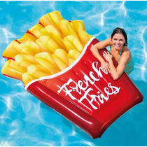 Camp-bed Intex FRENCH FRIES FLOAT 58775, Intex