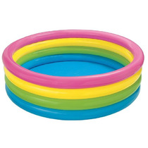 Pool Intex SUNSET GLOW POOL 168 cm 56441, Intex