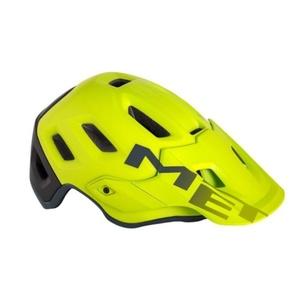 Helmet MET ROAM 2018 lime / black, Met