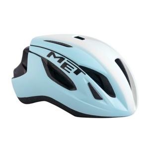 Helmet MET STRALE 2018 light blue, Met