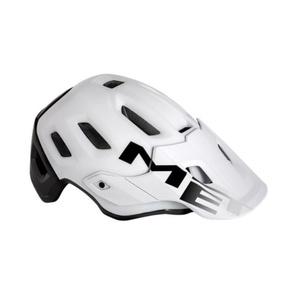 Helmet MET ROAM 2018 white / black, Met