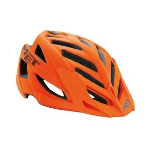 Helmet Met Terra 2018 orange / black / blue, Met