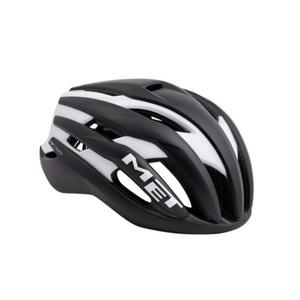 Helmet Met TRENTA 2018 black / white, Met