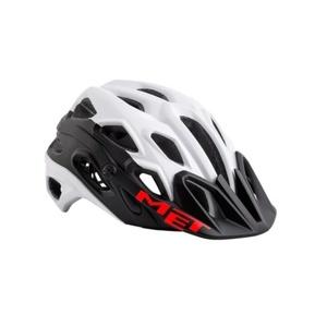 Helmet MET Lupo 2018 white / black, Met