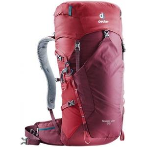 Backpack Deuter Speed lite 26 maron-cranberry, Deuter