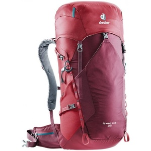 Backpack Deuter Speed Lite 32 maron-cranberry, Deuter