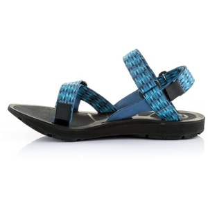 Sandals SOURCE Stream Men's Triangles Blue, Source