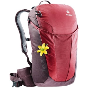 Backpack Deuter XV1 17 l cranberry / aubergine, Deuter