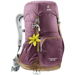 Backpack Deuter Zugspitze 22 sl aubergine-lion, Deuter