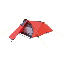 Tent HANNAH Rider 2 for 1-2 people red, Hannah