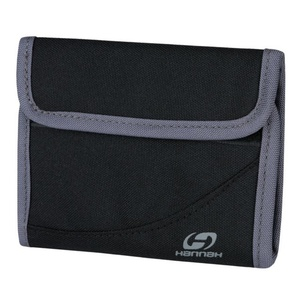 Wallet HANNAH Miser Black/Grey, Hannah