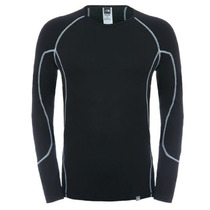 T-Shirt The North Face M Light LS Crew Neck black T0A2LUJK3, The North Face