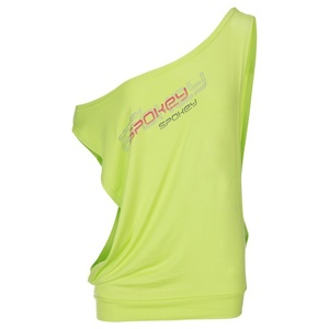 Spokey fitness top PUFF green, Spokey