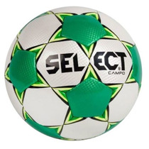 Football ball Select FB Campo white green, Select