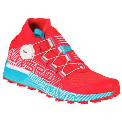 Shoes La Sportiva Cyclone woman hibiscus/malibu blue, La Sportiva