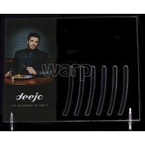 Stand Deejo DEE053 POS plexiglass for 6 pc steak knives Deejo, Deejo