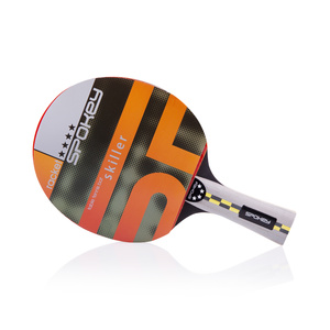 Spokey SKIL LER Ping pong racket **** profiled handle, Spokey