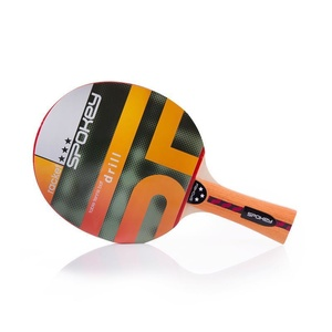 Spokey DRILL Ping pong racket *** profiled handle, Spokey