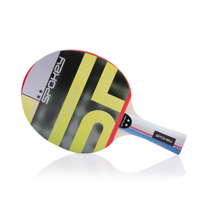 Spokey NOVICE Ping pong racket ** profiled handle, Spokey