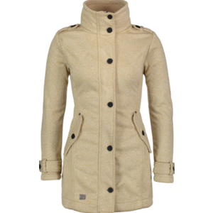 Women's sweater soft-shell coat NORDBLANC Palatial NBWSL6598_BZA, Nordblanc