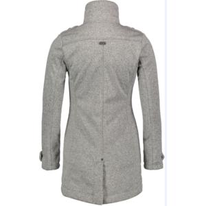 Women's sweater soft-shell coat NORDBLANC Palatial NBWSL6598_SVS, Nordblanc