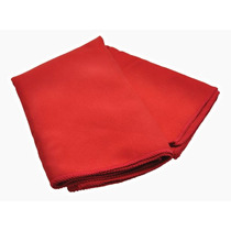 Quick-drying towel Baladéo PLR309 Cham size S, red, Baladéo