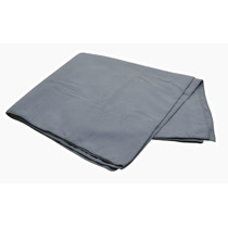 Quick-drying towel Baladéo PLR311 Cham size m, grey, Baladéo