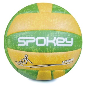 Spokey STREAK II volleyball ball green size. 5, Spokey