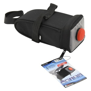 Cycling under seat with back LED light Compass, Compass