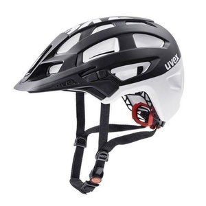 Helmet Uvex Finale, black-white mat, Uvex