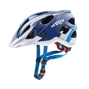 Helmet Uvex Stivo CC, blue white mat, Uvex