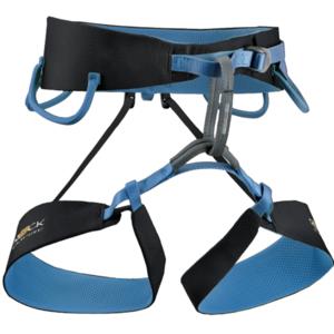 Sit Harness Rock Empire 1B Slight Blue-black, Rock Empire