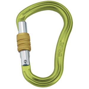 Carabiner  Rock Empire HMS Magnum S green, Rock Empire