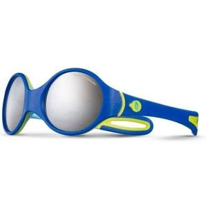 Sun glasses Julbo Loop Spectron 4 Baby, vert / blue / blue ciel, Julbo
