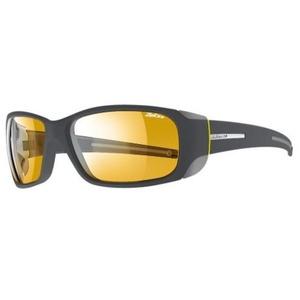 Sun glasses Julbo Montebianco Zebra, dark gray / gray / yellow, Julbo
