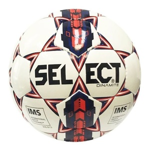Football ball Select FB Dynamite white blue, Select