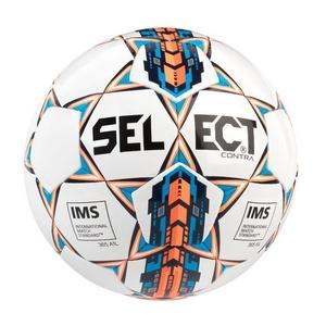 Football ball Select FB Contra white orange, Select