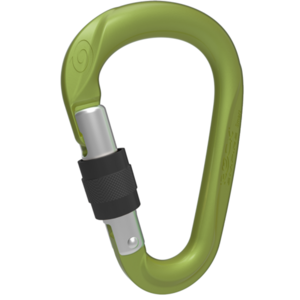 Carabiner  Rock Empire Smart Screw Green, Rock Empire