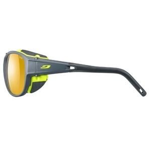 Sun glasses Julbo Explorer 2.0. Zebra matt grey green, Julbo