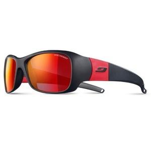 Sun glasses Julbo Piccolo Spectron 3 CF, black red, Julbo