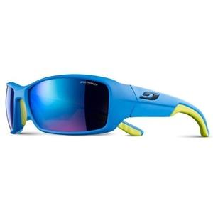 Sun glasses Julbo Run Spectron 3 CF, cyan blue green, Julbo