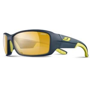Sun glasses Julbo Run Zebra, dark blue yellow, Julbo