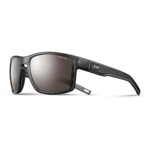 Sun glasses Julbo Shield Spectron 4, black translu / black / gun, Julbo