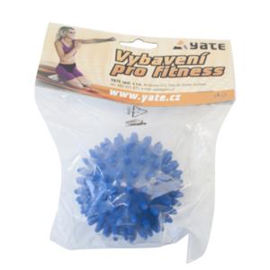Massaging ball Yate 90 mm blue, Yate