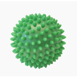 Massaging ball Yate 70 mm green, Yate